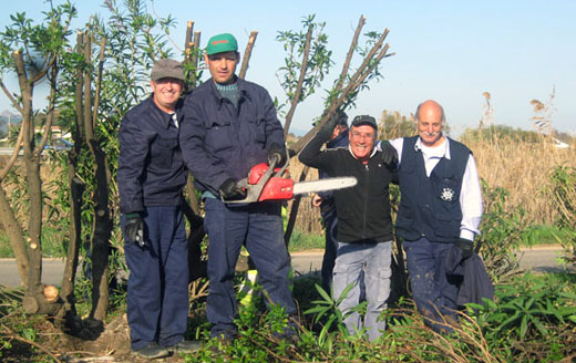 Corso per Giardinieri