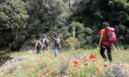 Corso Guide ambientali escursionistiche – Villaputzu – Esame finale