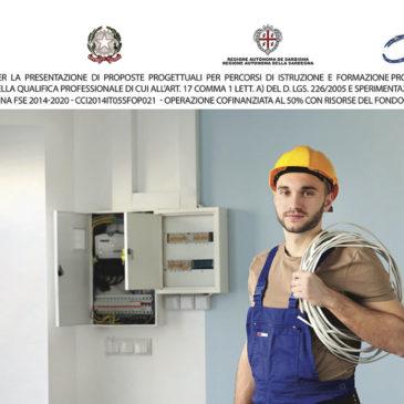 Operatore elettrico – NUORO – 2019-2022