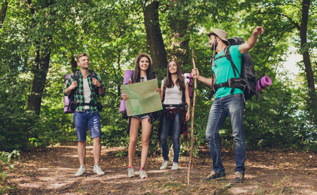 Guida ambientale escursionistica  AUTOFINANZIATO