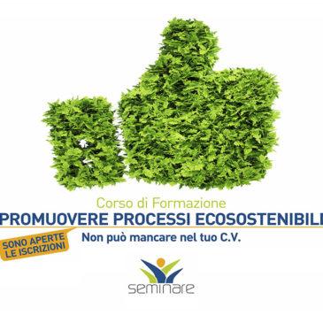 Promuovere processi ecosostenibili ORISTANO