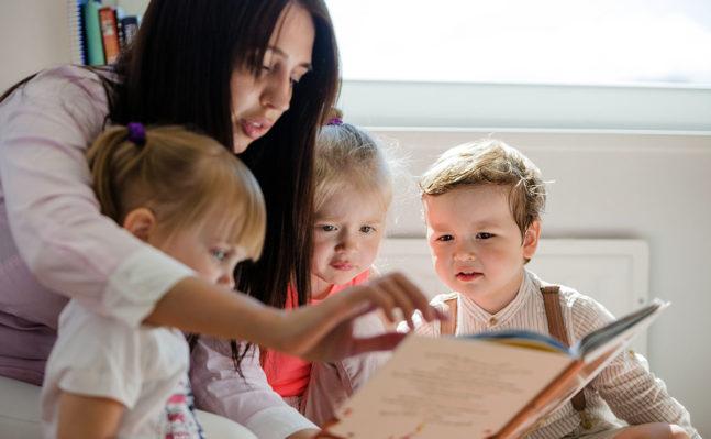 Cura dei bisogni primari del bambino / Supporto all'organizzazione e realizzazione di attività ludico-ricreative_Programma TVB – CAGLIARI