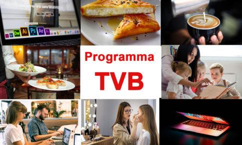 PROGRAMMA TVB – VOUCHER FORMATIVI PER DISOCCUPATI