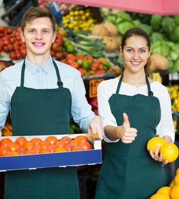 Operatore alla commercializzazione dei prodotti alimentari (Banconiere)_Garanzia Giovani_2A – VILLACIDRO